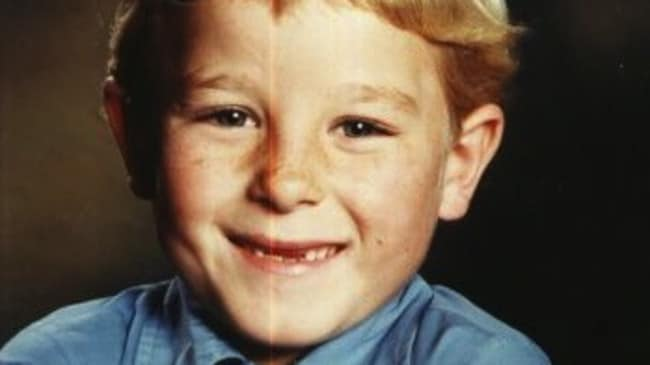 Craig Mack, when he was a kid growing up in Coffs Harbour.