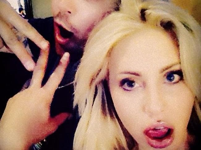 "Off the wagon .... the photos that Chloe Lattanzi posted after she said she ""p****d her sobriety away."""