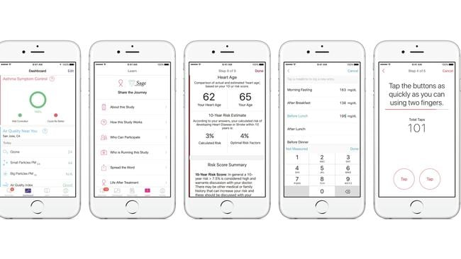 Apple ResearchKit is giving the medical researchers the tools to be able in incorporate thousands of people in medical studies using their iPhones and Apple Watches.