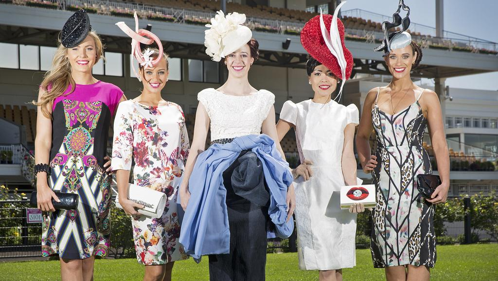 Spring Racing fashion 2014: Field of dreams