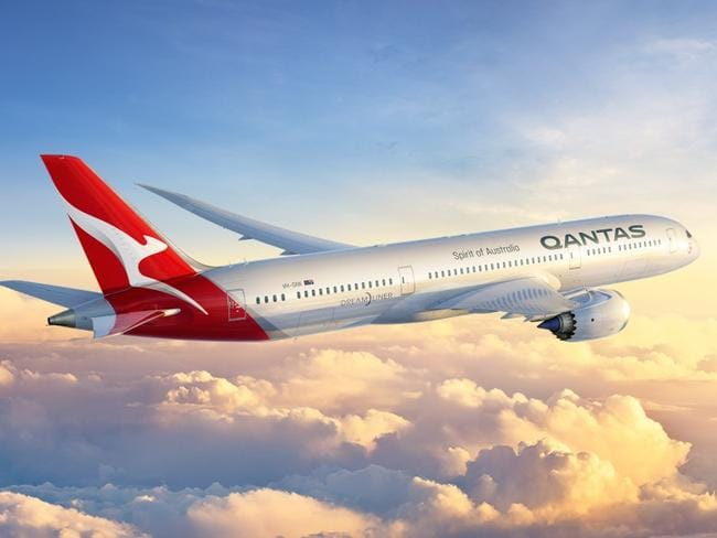 The Qantas plane we've been waiting for