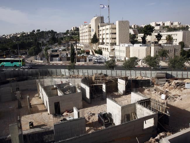 The decision means the end of Israel encroaching onto Palestinian land. Picture: Mahmoud Illean/AP