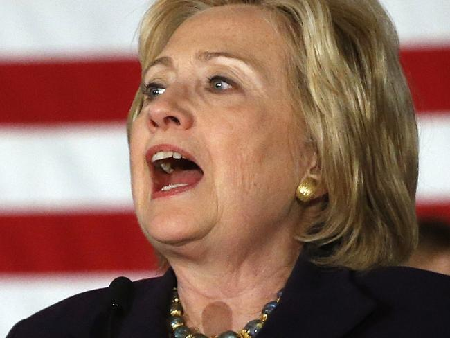 Hillary Clinton's million little lies