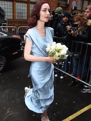 Elizabeth Jagger. Picture: Ben Pruchnie/Getty Images