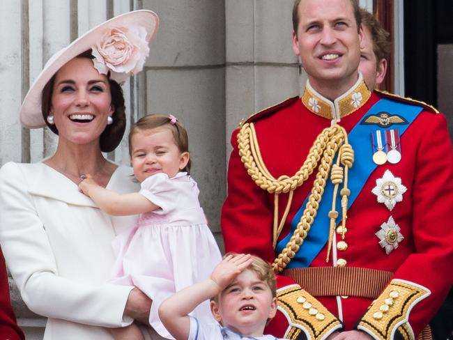 The new baby will be fifth in line to the British throne. Picture: Samir Hussein/WireImage.