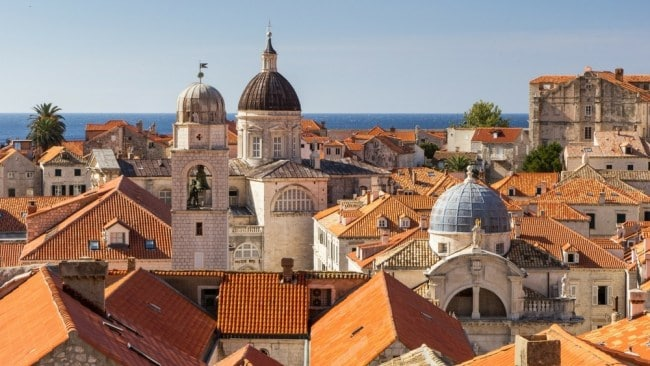 Dubrovnik's gorgeous Old Town. Photo: iStock