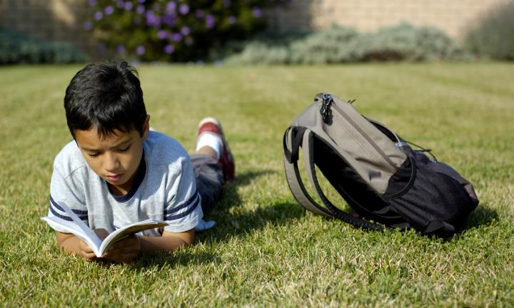 Raising boys who love reading