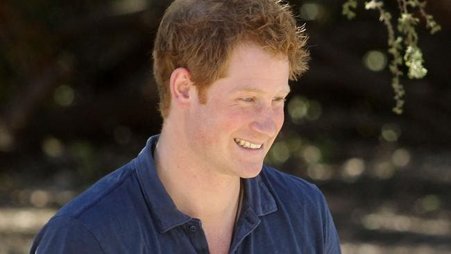 "Prince Harry's reputation took a battering, earning him the title of ""Party Prince""."