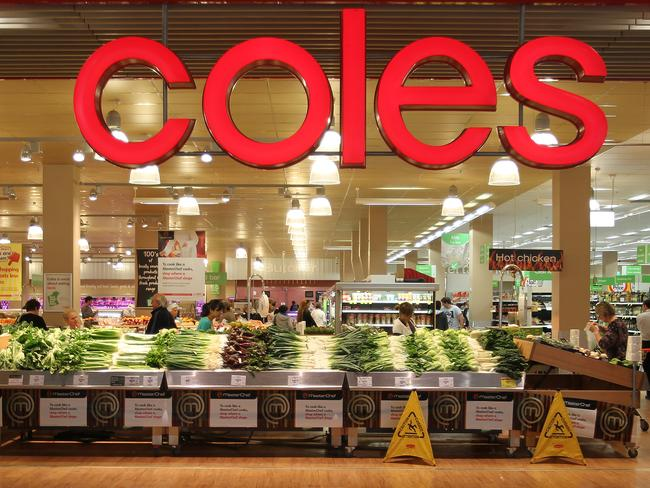 Coles is cutting jobs in Melbourne.