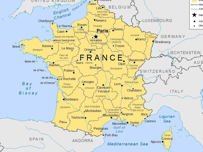 Nice truck attack on Bastille Day crowd Travel warning issued for