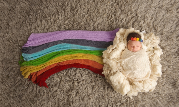 The 20 best names for your rainbow baby