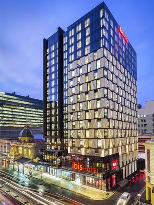 Can adelaide sustain this hotel building boom adelaide now for 170 north terrace adelaide