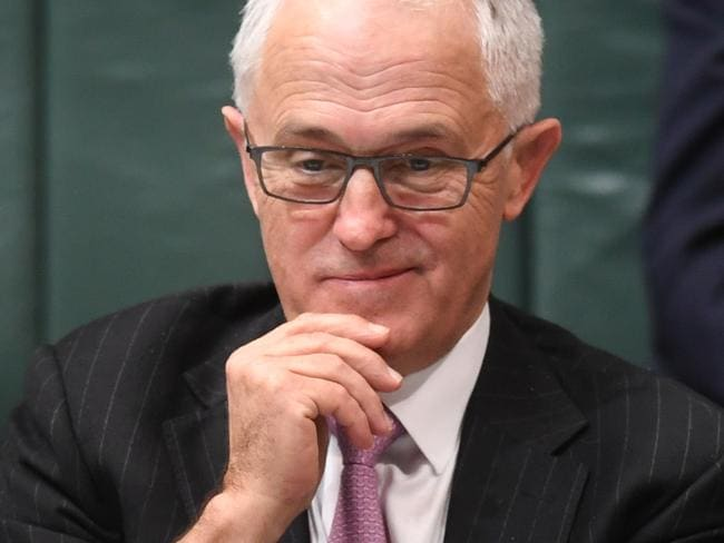 Prime Minister Malcolm Turnbull will be $17,000 better off as of next week thanks to a pay rise and a tax cut. Picture: Lukas Coch/AAP