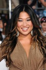 "<p>Actress Jenna Ushkowitz arrives at the premiere of the feature film ""Glee The 3D Concert Movie"" in Los Angeles on Saturday, Aug. 6, 2011. (AP Photo/Dan Steinberg)</p>"