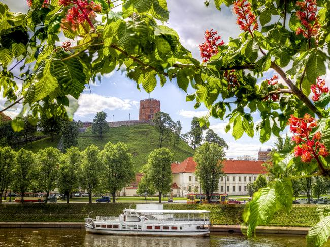 The sad thing about this failed campaign is Lithuania's beauty really does speak for itself. (Lithuania is actually pictured here.) Picture: Vilnius Tourism & Convention Bureau