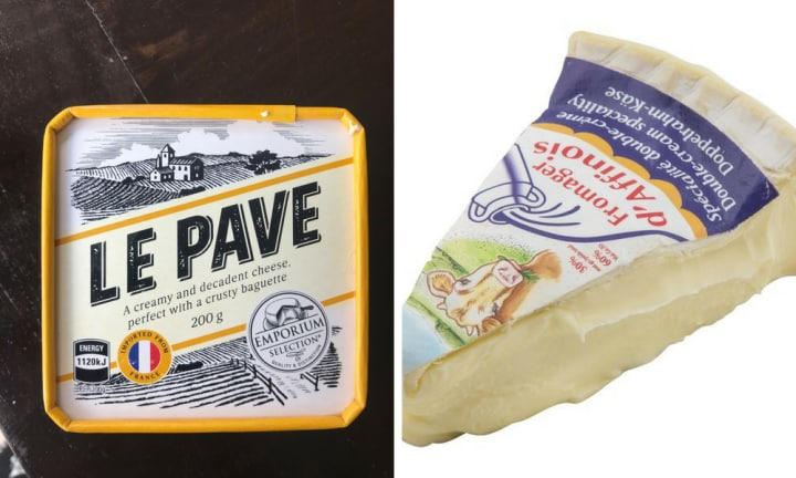 The ALDI cheese that's better than D'Affinois for a third of the price