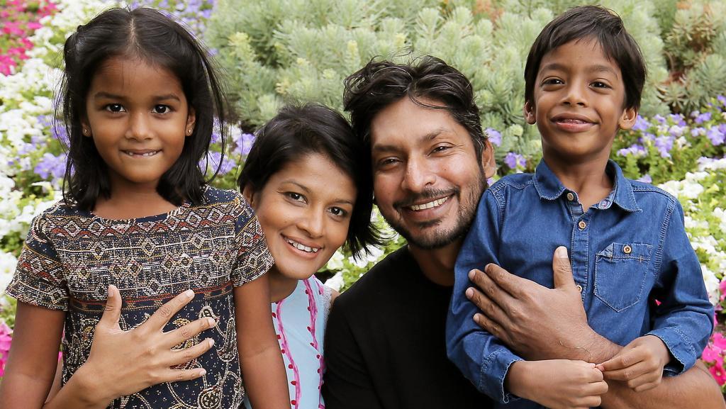 Kumar Falls For New Island Home The Mercury