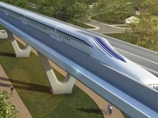 CLARA's vision for high-speed trains.