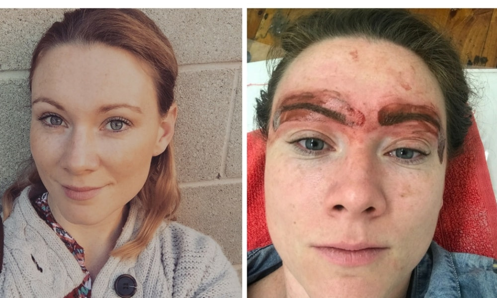 'I got my eyebrows tattooed and it was the worst decision I've ever made'