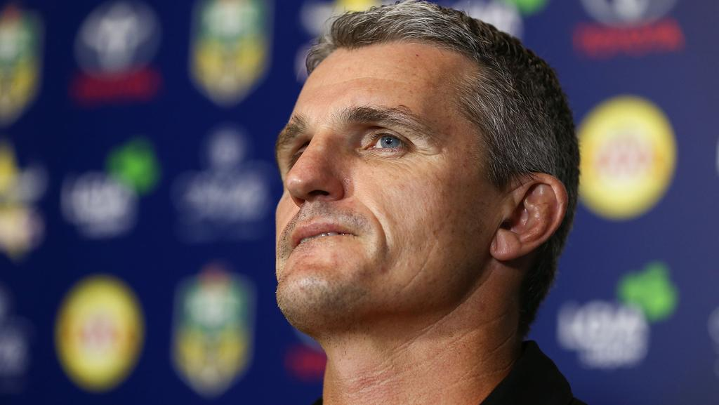 West Tigers coach Ivan Cleary has issued a contract deadline to James Tedesco and Aaron Woods.