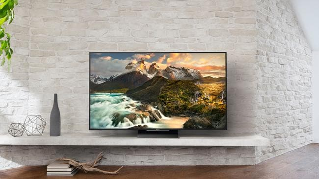 sony tv 4k oled. lcd versus oled: sony bravia z9d proves there may be a future in televisions after all tv 4k oled