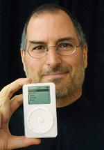 <p>Apple launched the iPod in 2001, spurred on by its desire to make a portable music device with an appealing, easy-to-use interface.</p>