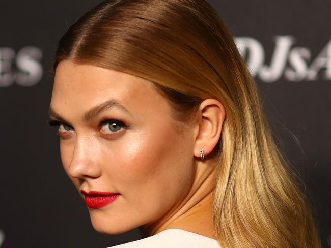 Karlie Kloss in February in Sydney, Australia. Picture: Ryan Pierse/Getty Images