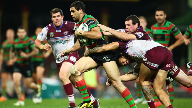 Inglis says the confidence is flowing after victory over the Sea Eagles.