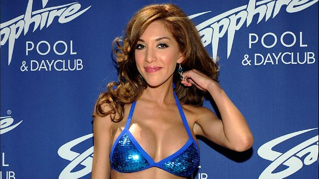 Teen Mom star Farrah Abraham