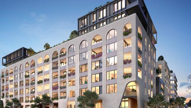 Apartments near Sydney's CBD, such as West End at Glebe, are priced well above the $800,000 threshold for stamp duty discounts.