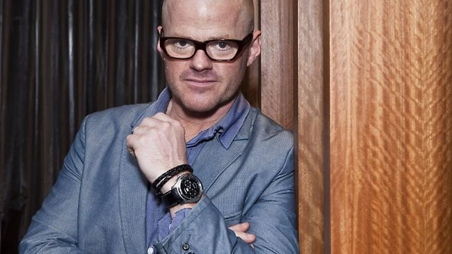 Chef Heston Blumenthal aims for magical transformations using beef in tonight's episode of How to Cook Like Heston. Picture: Supplied