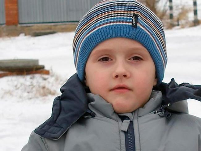 Evgeny Livanov, 12, was also aboard the doomed flight. Picture: Supplied