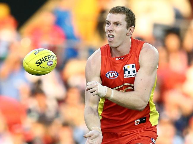 Rory Thompson was solid down back for the Suns. Picture: Richard Gosling