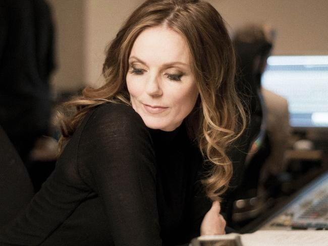 Geri will release her first new music in years today. Picture: Matt Crockett