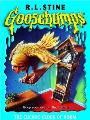 Goosebumps book summaries