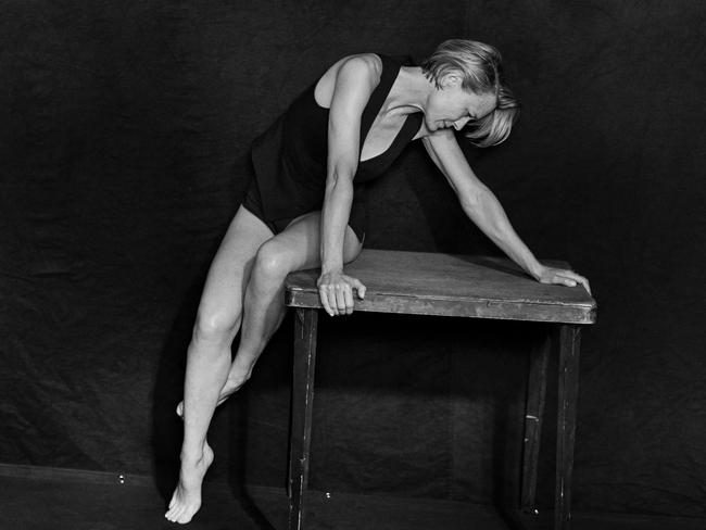 Robin Wright for the 2017 Pirelli calendar. Picture: Peter Lindbergh/EPA/Pirelli
