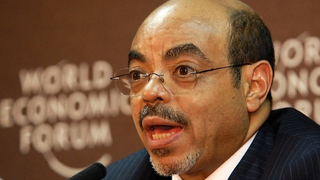 Meles Zenawi died at the age of 57 following weeks of illness.