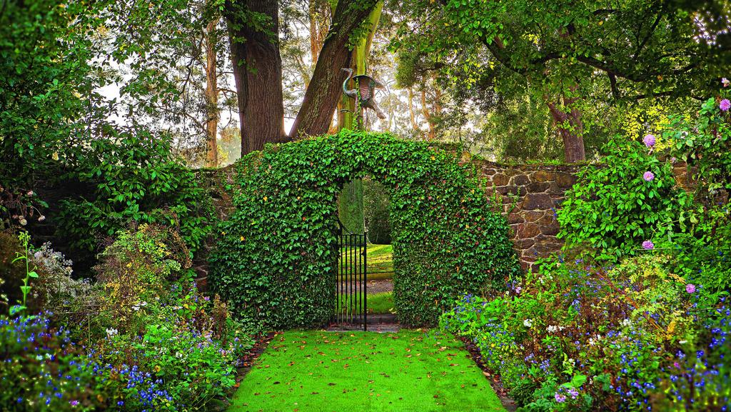 Cruden Farm garden. Photo: Simon Griffiths