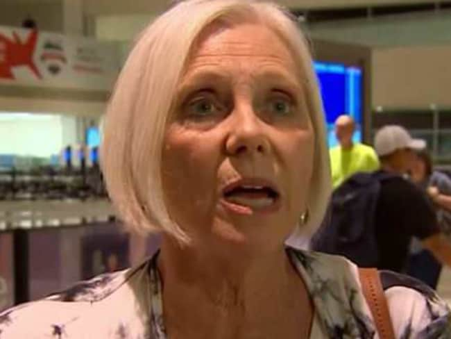 Peggy Phillips tried to save Jennifer Riordan on the Southwest Airlines flight. Photo: ABC