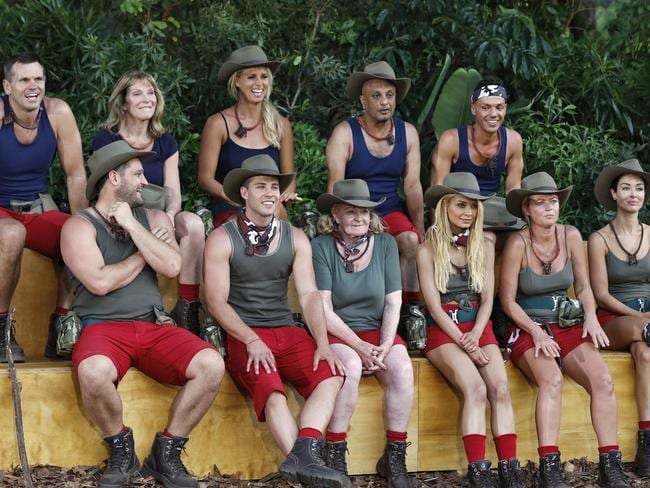 This year's cast of I'm A Celebrity, GGet Me Out Of Here! / Picture: Supplied