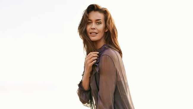 Megan Gale's frightening accident