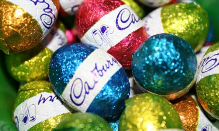 How to burn off your favourite Easter treats