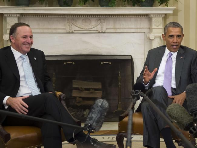 Perhaps New Zealand's PM John Key should share the secrets of his success with his US counterpart.