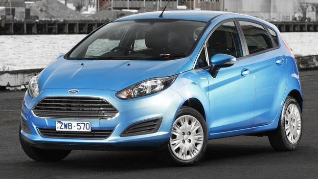 Ford Fiestas with Powershift transmissions made from 2011 to 2015 are also affected. Picture: Supplied.