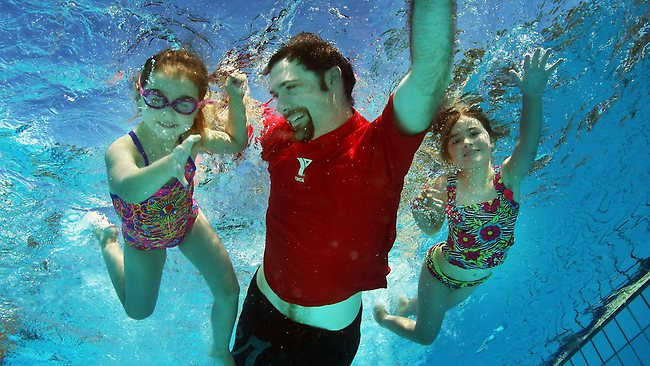 Swimming ability falls by poolside - Can pregnant women swim in public pools ...