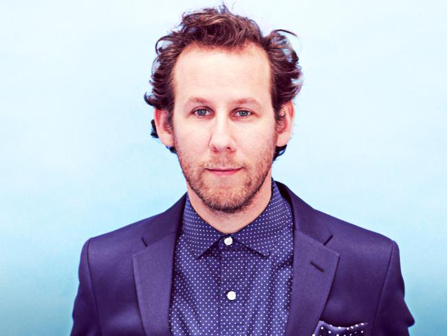 Kooky indie star ... Ben Lee always wanted to be a rock star. Picture: Supplied