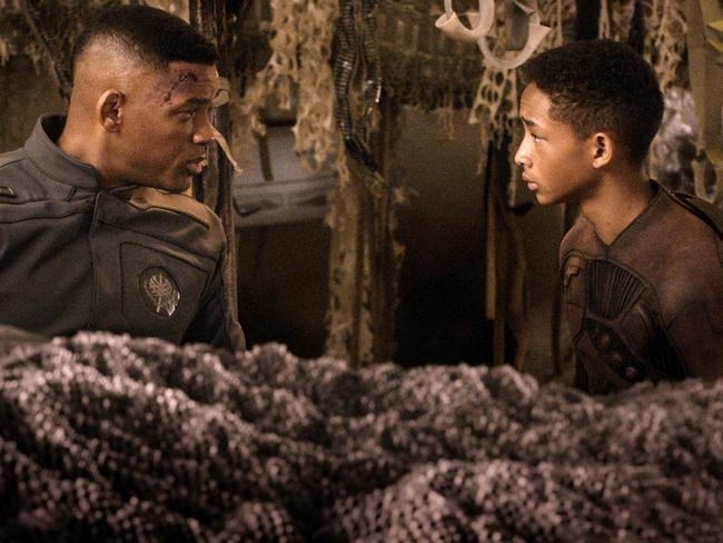 After Earth proved that two Smith's don't make a right.