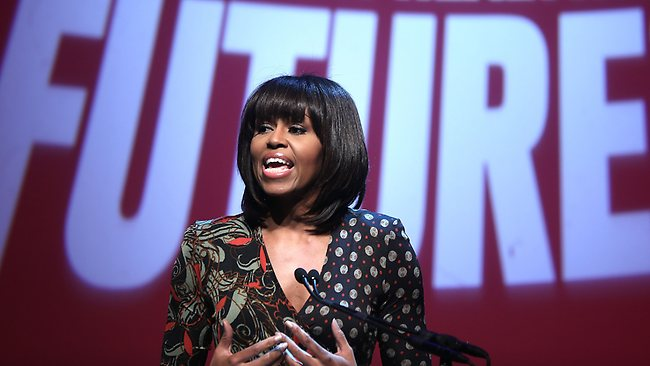 The US Secret Service has launched an investigation after hackers posted what they said was personal data and credit information of celebrities including first lady Michelle Obama online.