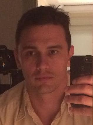 James Franco with hair. Picture: Instagram