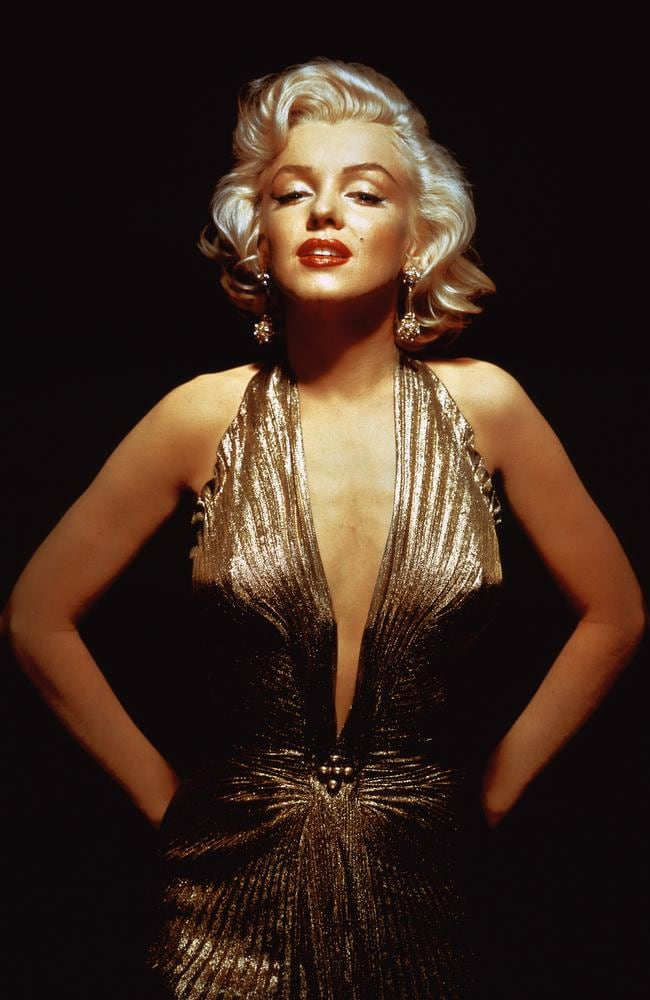 Marilyn Monroe was arguably the most famous female figure of her generation.
